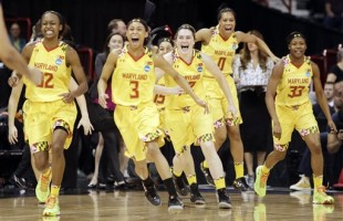 Maryland Knocks Off Tennessee to Reach Final Four