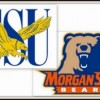 Coppin State Beats Crosstown Foe Morgan State