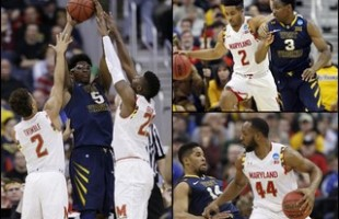 West Virginia's Defense Too Much for Maryland