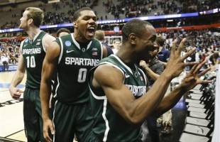 Michigan State Upsets Oklahoma to Reach Second Straight Elite Eight