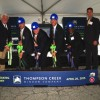Photo Release: Governor Larry Hogan Speaks At Thompson Creek Window Company Groundbreaking Event