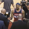 Paul Pierce Leads Wizards to Game One Victory Over Toronto