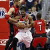 Wizards Sweep Raptors in First Round, 4-0