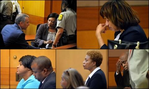 Ex- Atlanta Educators in Test-Cheating Case: up to 7 Yr. Prison Sentences
