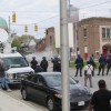 Baltimore Mayor Condemns Clashes, Announces Curfew