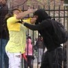 Baltimore Mother Caught on Tape Slapping Son Amid Riots Speaks Out