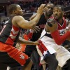 Wizards Take 3-0 Series Lead over Toronto