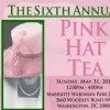 AKA Pink Hat Tea to Raise Funds for Scholarships