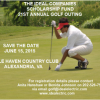 IDEAL Companies Scholarship Fund Golf Tournament, Banquet