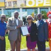 McDonald's Restaurant Re-Opens in Fort Washington, Md.