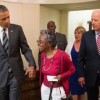 "97-Year-Old on ""Field Trip"" to White House Receives Surprise Visit from President"