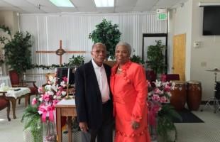 Meet the Pastor, Rev. Ruby C. Gilliam