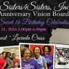 Signature Blue Events: Sisters4Sisters Vision Party 2016