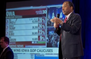 Ben Carson Should Drop Out of the 2016 Presidential Race.