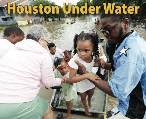 Houston Flooding Photos That Capture the Reality of the Devastation