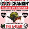 One Love Massive: 'Three Generations of GoGo Crankin' Block Party