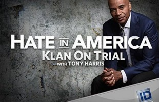 "Award Winning Journalist Tony Harris Investigates ""Hate In America"""