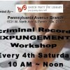 Mark Matthews of Clean Slate America's Expungement Workshop