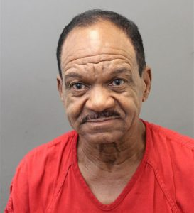 In this photo provided by the Customs and Border Patrol (CBP), former Washington congressional delegate Walter Fauntroy is shown. CBP officers arrested Fauntroy at Dulles International Airport, Monday, June 27, 2016, on an outstanding arrest warrant for failure to appear and fraud, insufficient funds check out of Prince George's County, Md., after returning home from a four-year sojourn in the Persian Gulf, according to authorities.  (Customs and Border Patrol via AP)