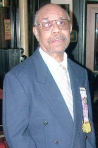 Larry Washington Elder member of the Arch Social Club