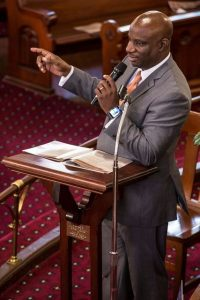 Article 37 Rev. Mark Tyler, Pastor of Philly's Mother Bethel AME Church