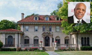 Bery Gordon Former Mansion