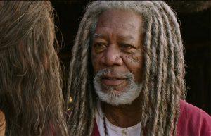 Article15 Ben Hur Actor Morgan Freeman in Dreds