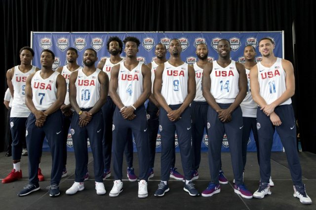 US romps to men's basketball gold medal, beats Serbia 96-66