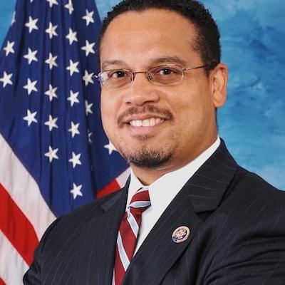Congressional Black Caucus member Rep. Keith Ellison, D-Minn