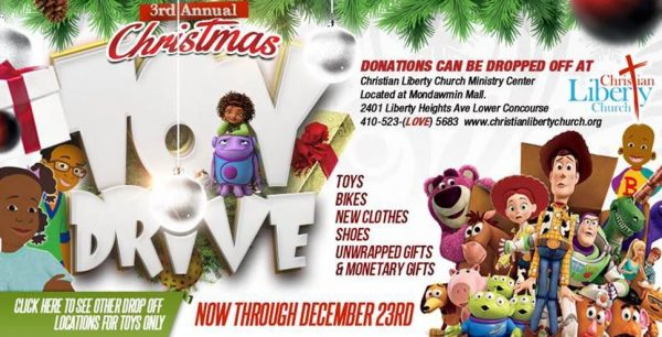 christmas toy drive - Toy Donations For Christmas