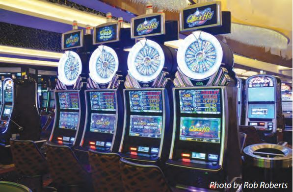Maryland's Casino Taxes Set to Change when MGM Opens | Afro