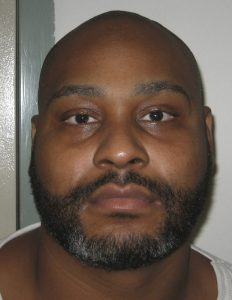 This undated photo provided by the Virginia Department of Corrections shows convicted murderer Ricky Gray who is scheduled to be executed Wednesday evening, Jan. 18, 2017, at the Greensville Correctional Center in Jarratt, Va.  Gray is scheduled to be put to death for the murders of 9-year-old Stella Harvey and 4-year-old sister, Ruby, as well as their parents Bryan and Kathryn Harvey in 2006. (Virginia Department of Corrections via AP)