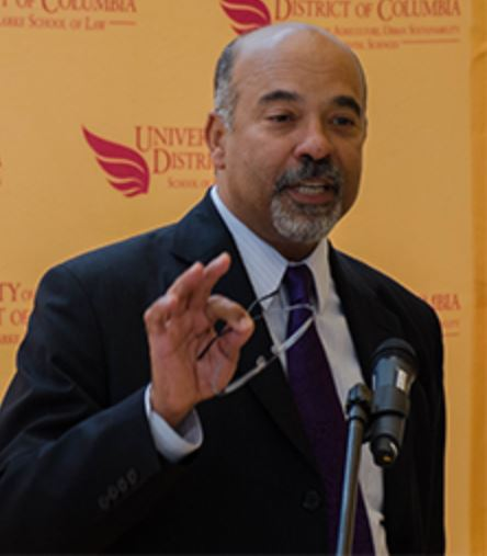 Ronald Mason, president of UDC, is using the school's Vision 2020 plan to improve and add additional academic and facility services for students and staff. (Courtesy Photo)