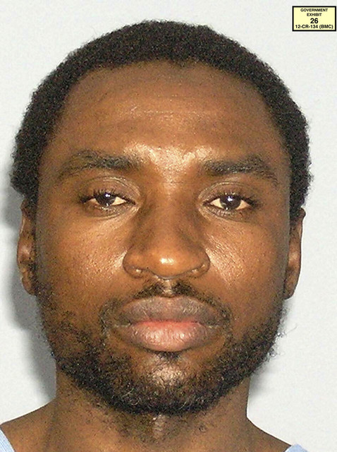 In this undated photo provided by the U.S. Attorney's Office for the Eastern District of New York, Ibrahim Suleiman Adnan Harun is shown. Harun, an admitted al-Qaida fighter, has been convicted in New York on Thursday, March 16, 2017, of federal terrorism charges for participating in a fierce firefight in Afghanistan that left two U.S. servicemen dead. (U.S. Attorney's Office for the Eastern District of New York via AP)