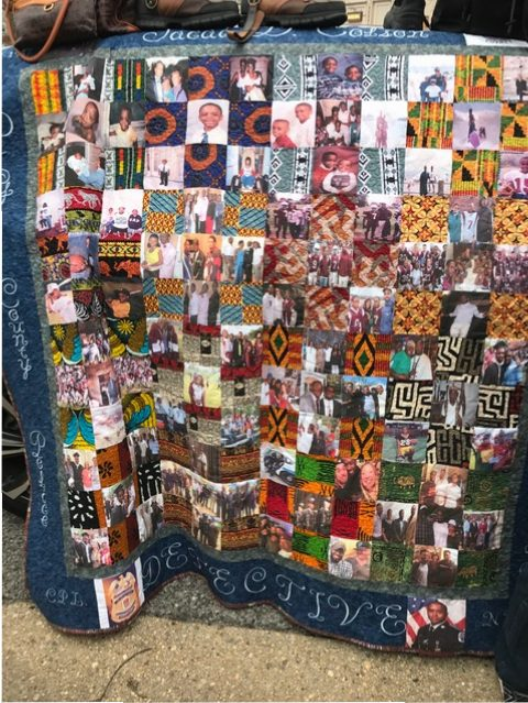 Colson quilt