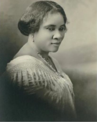 Madame C.J. Walker (Courtesy Photo)