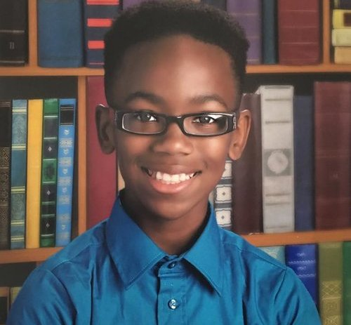 "11-year-old Sidney Keys III started a book club alled ""Books N Bros"", because of his love of books and the lack of African-American literature on bookshelves."