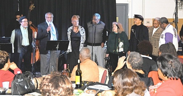 Millie Battle, President and Board Members of the Left Bank Jazz Society has reunited and is gearing up for second concert this spring.