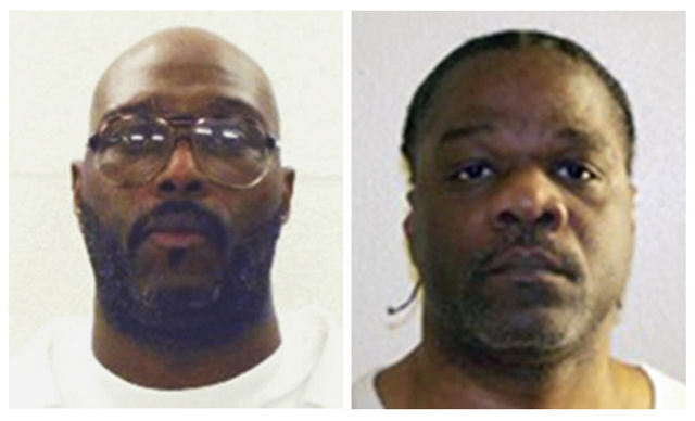 Ruling clears way for Arkansas' 1st execution since 2005