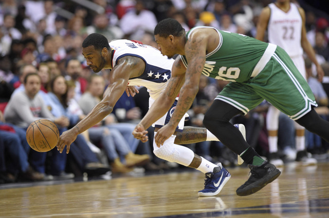 John Wall Confident Wizards Can Win Series, Isaiah Thomas Talks Refs Postgame