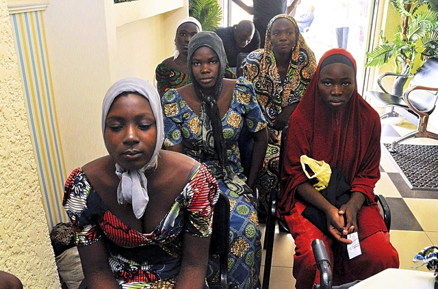 Nigeria presidency releases names of 82 freed Chibok girls