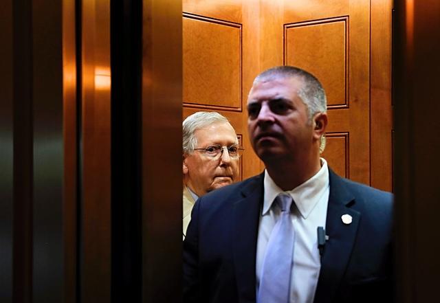 McConnell says 'good progress' made on Senate health bill