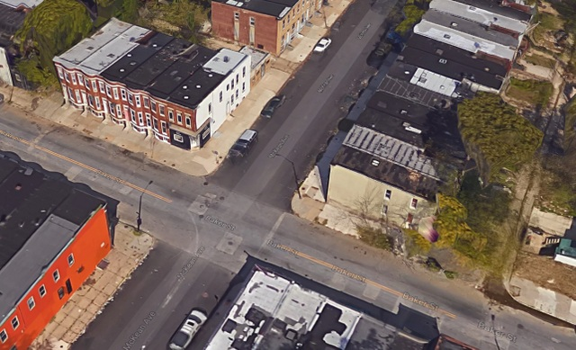 Open Air Drug Markets Flourish In West Baltimore Afro