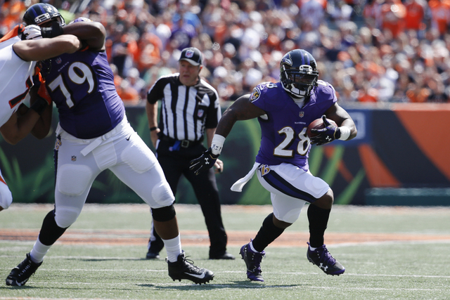 Dominant Ravens' defense shuts out Bengals in season opener