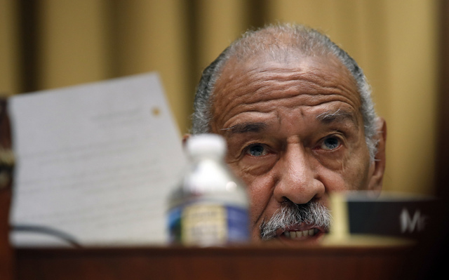 Top Dem Lawmakers Reportedly Urging Conyers To Resign From Congress