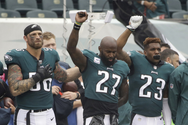 National Football League rolls out social justice initiative