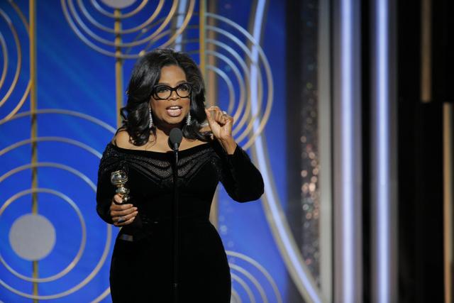 Oprah would beat Trump