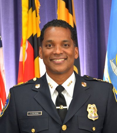 After rise in killings, police leader replaced in Baltimore