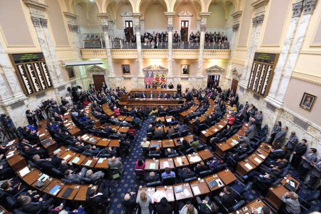 Maryland Senate Overrides Governor's Veto for Paid Sick Leave