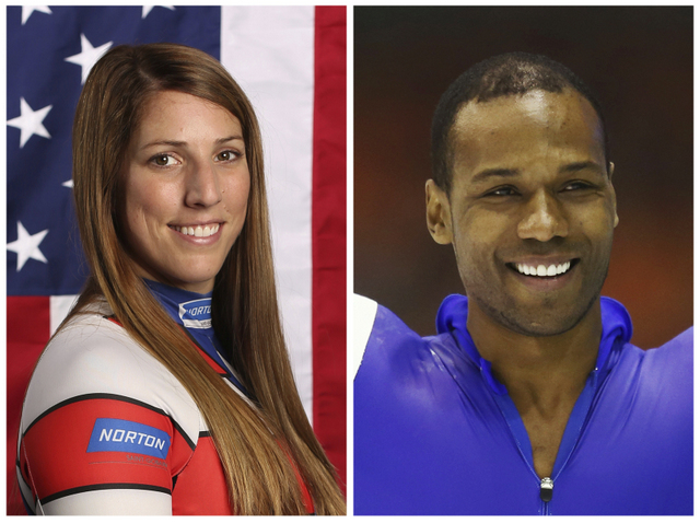 Four-time Olympic luger Hamlin named USA flag bearer
